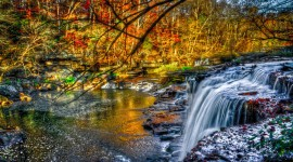 4K Waterfalls Wallpaper Download
