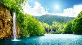 4K Waterfalls Wallpaper Download Free