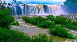 4K Waterfalls Wallpaper For PC