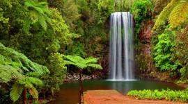 4K Waterfalls Wallpaper Full HD