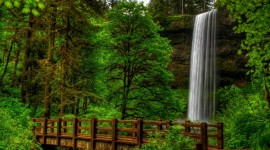 4K Waterfalls Wallpaper#2