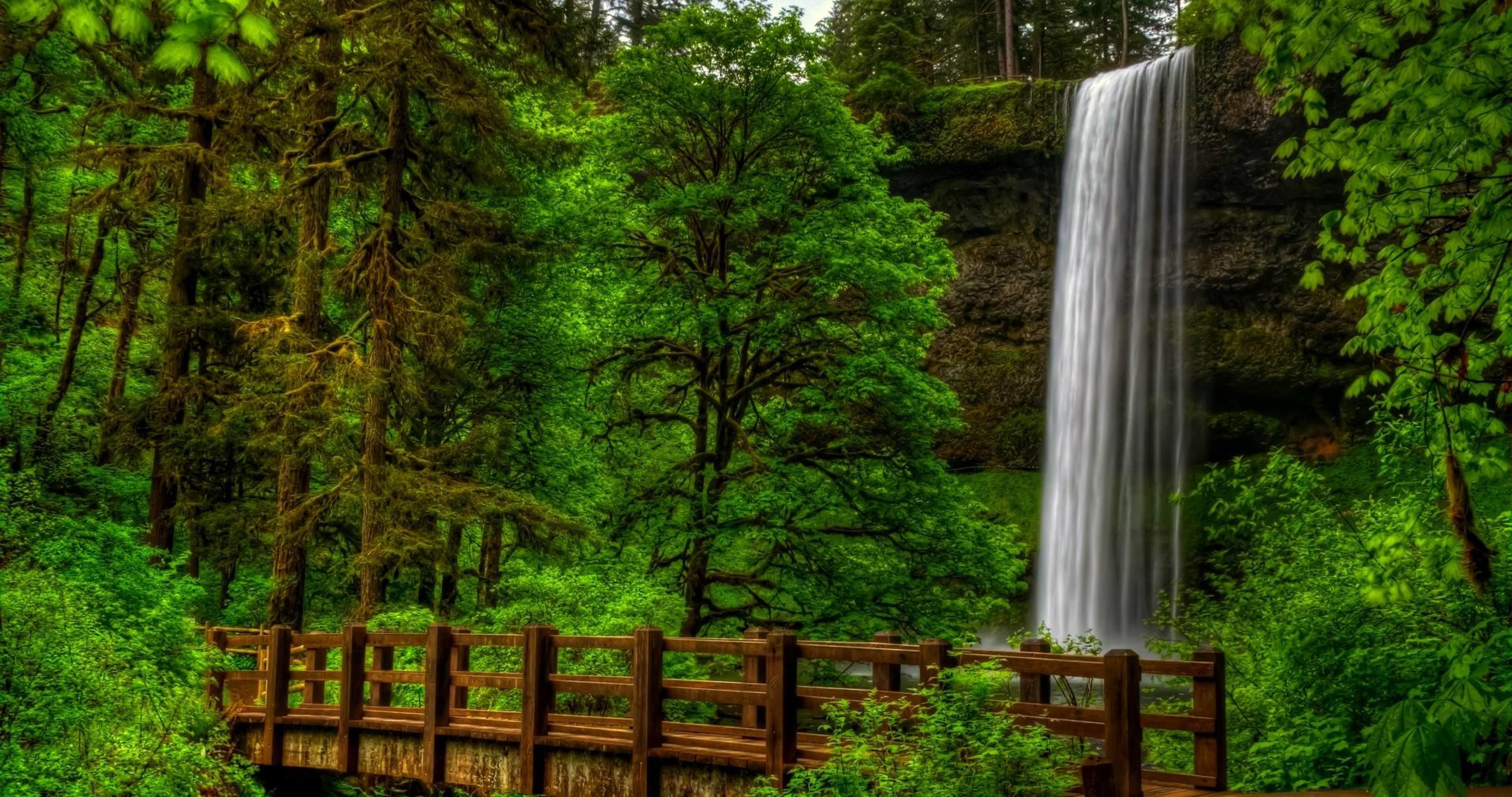 4k Wallpaper: 4K Waterfalls Wallpapers High Quality