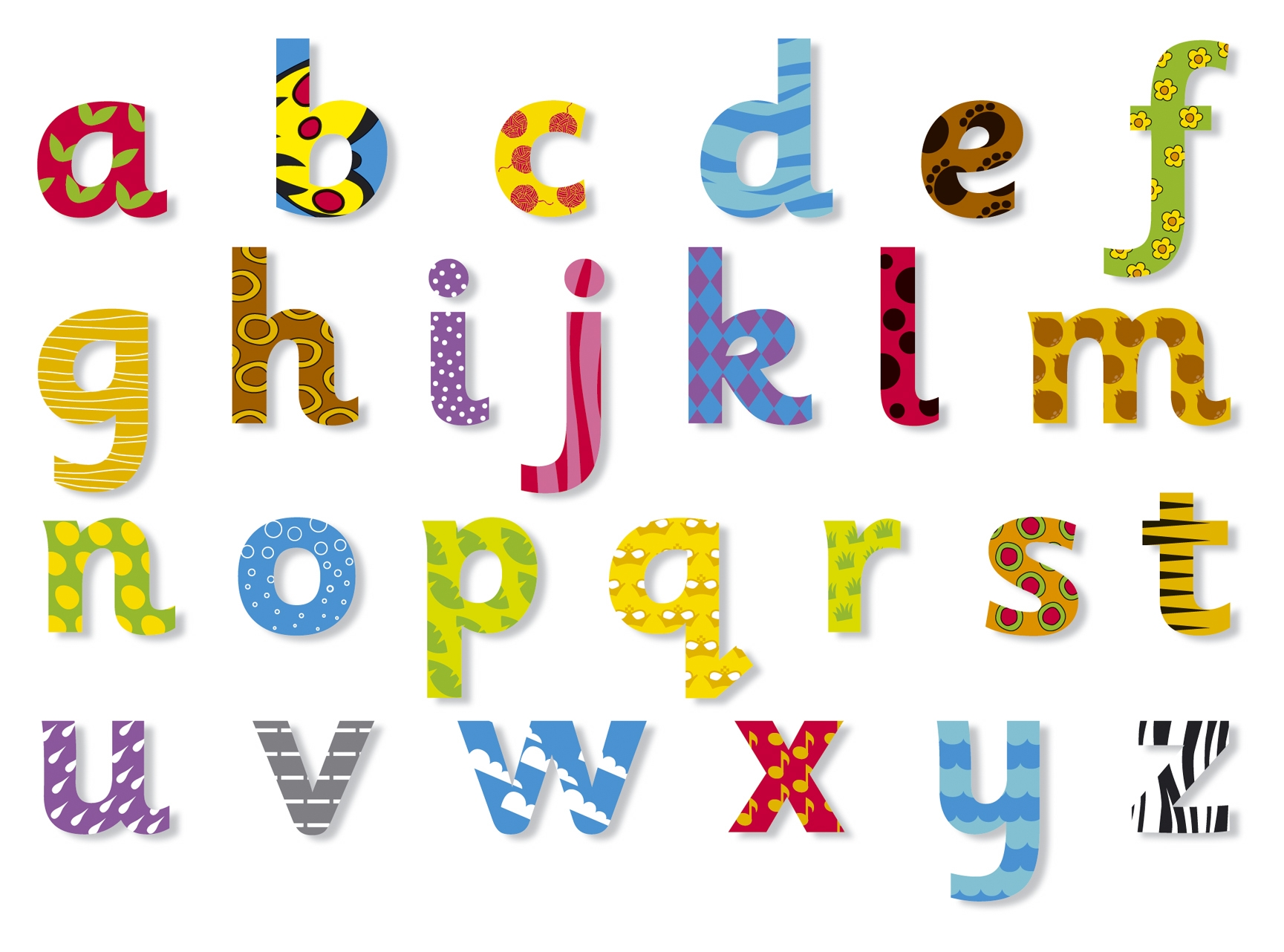 Alphabet Wallpapers High Quality Download Free