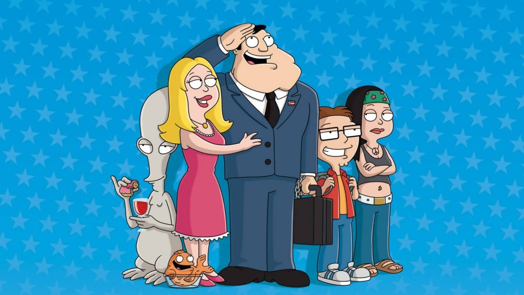 American Dad wallpapers HD
