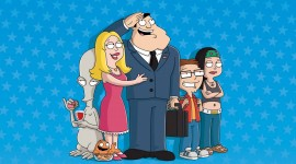 American Dad Desktop Wallpaper For PC