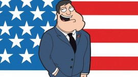 American Dad Desktop Wallpaper Free