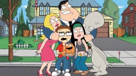 American Dad High Quality Wallpaper