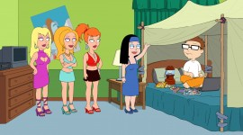 American Dad Wallpaper HQ