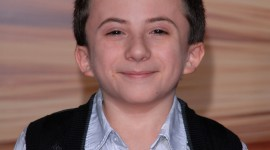 Atticus Shaffer Wallpaper For IPhone