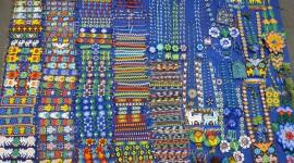 Beadwork Wallpaper