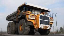 BelAZ Wallpaper Download Free