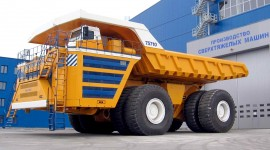 BelAZ Wallpaper Gallery
