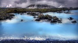 Blue Lagoon Wallpaper Download Free