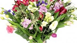 Bouquet Of Flowers Wallpaper Free