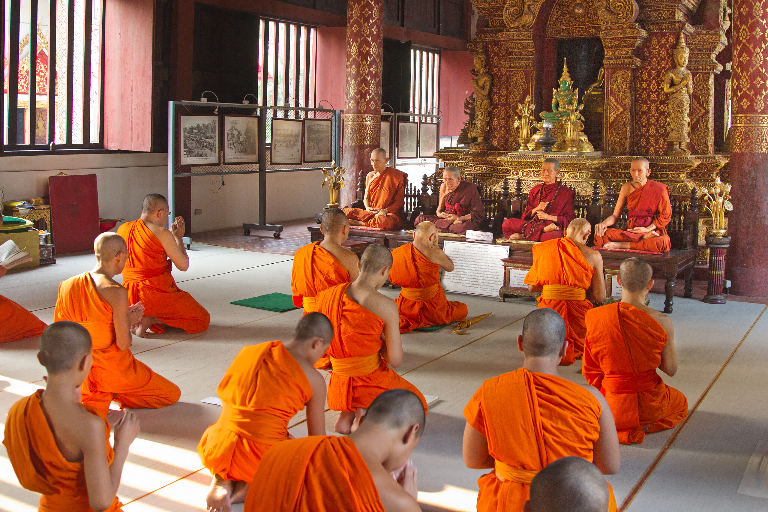 buddhist monks wallpapers high quality download free