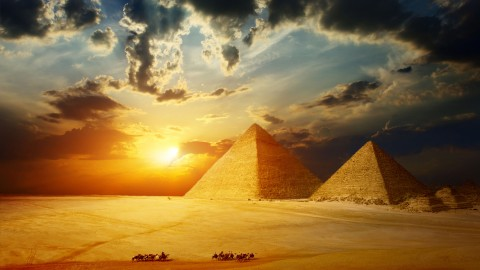 Cheops Pyramid wallpapers high quality