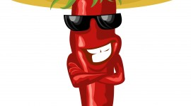 Chili Pepper Wallpaper For Mobile
