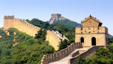 Chinese Wall wallpapers high quality