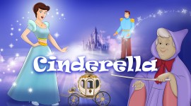 Cinderella Desktop Wallpaper For PC
