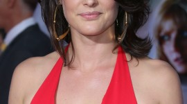 Cobie Smulders Wallpaper For IPhone Free