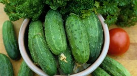 Cucumbers Wallpaper Free