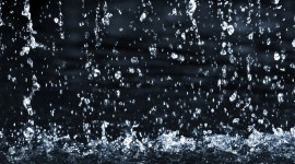 Drips of Water Wallpaper 1080p