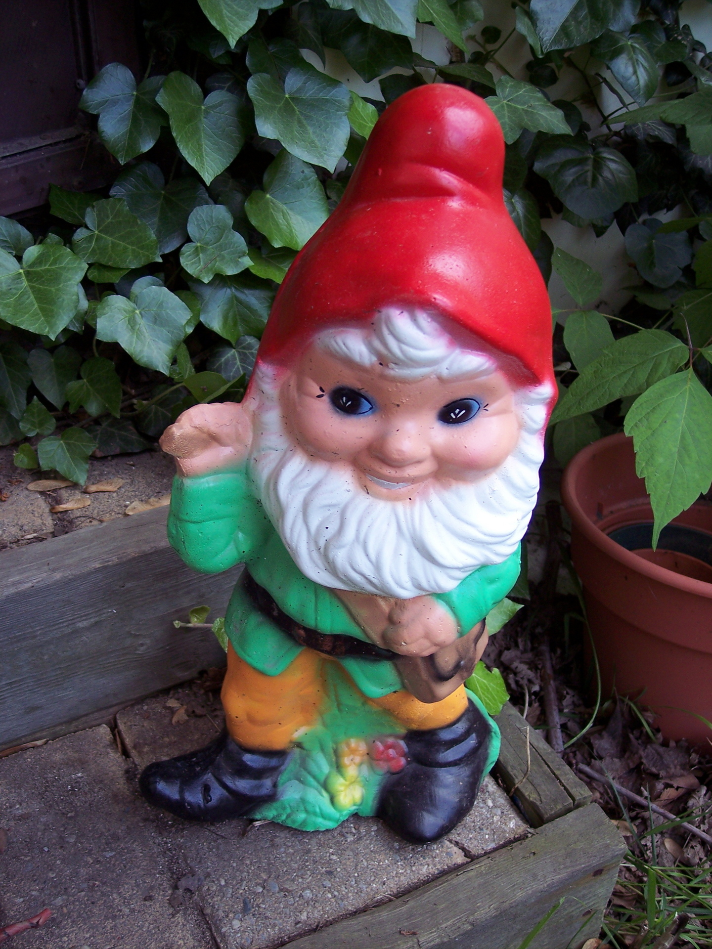 Gnome In Garden: Gnomes Wallpapers High Quality