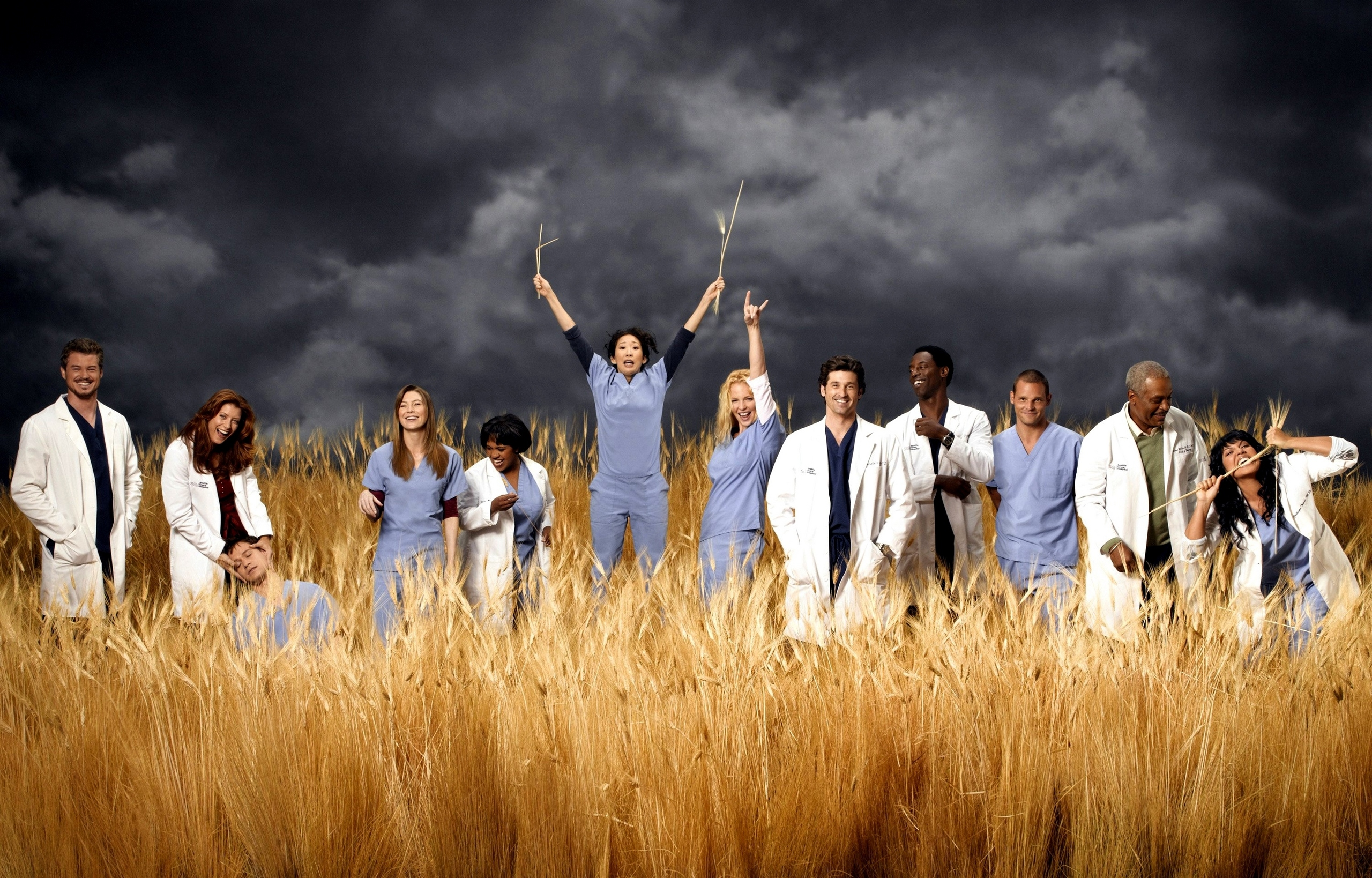 Grey\'s Anatomy Wallpapers High Quality | Download Free