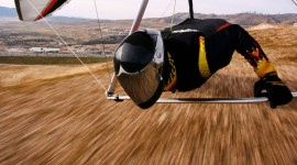 Hang Glider Desktop Wallpaper Free