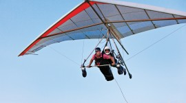 Hang Glider High Quality Wallpaper