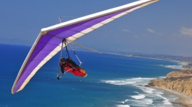 Hang Glider Wallpaper For PC
