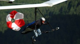 Hang Glider Wallpaper High Definition