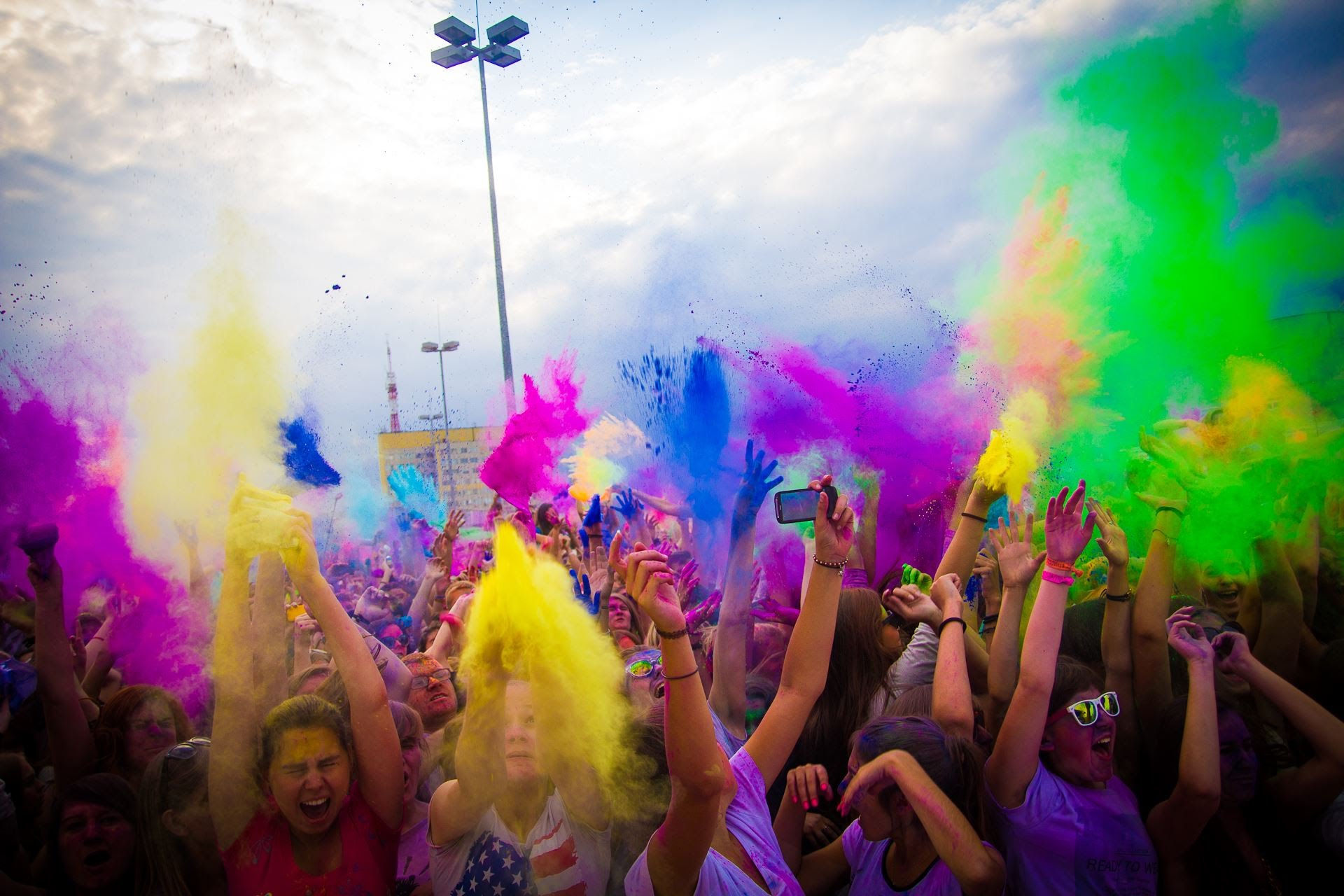 Holi Festival Wallpapers High Quality Download Free