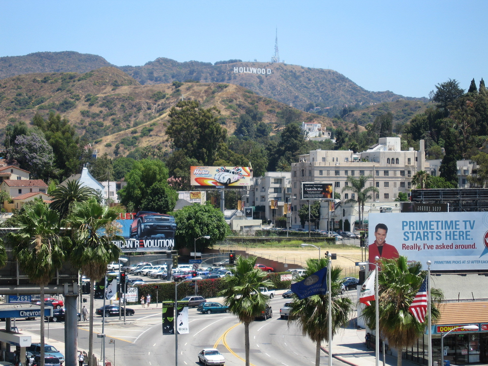 hollywood desktop background - photo #22