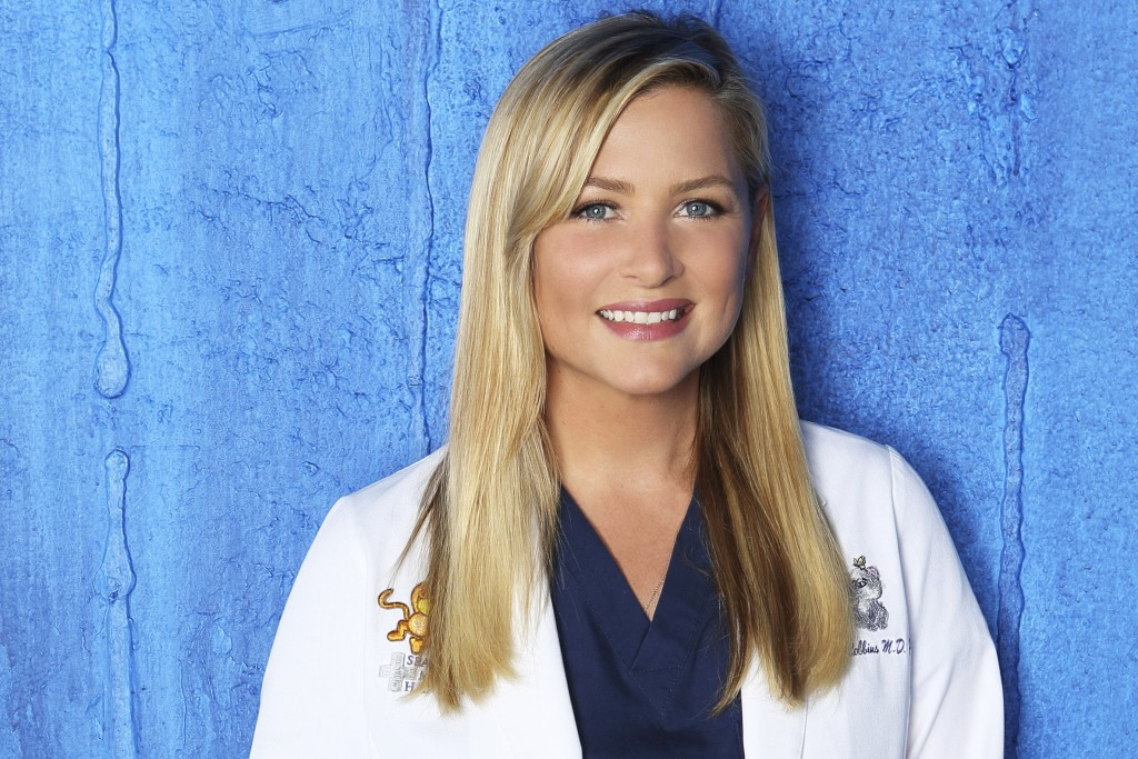 Jessica Capshaw wallpapers HD