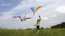 Kites Desktop Wallpaper For PC