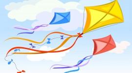 Kites Wallpaper For Desktop