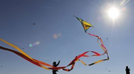 Kites Wallpaper HQ