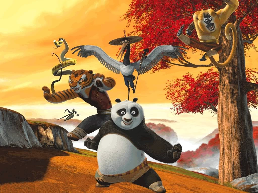kung fu panda wallpapers high quality | download free