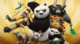 Kung Fu Panda Wallpaper For Desktop