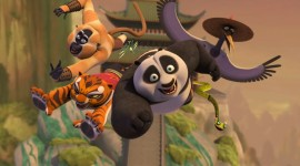 Kung Fu Panda Wallpaper For PC