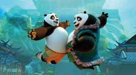 Kung Fu Panda Wallpaper Full HD