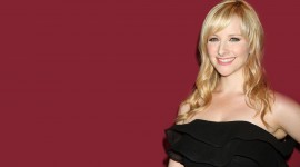 Melissa Rauch Desktop Wallpaper Free