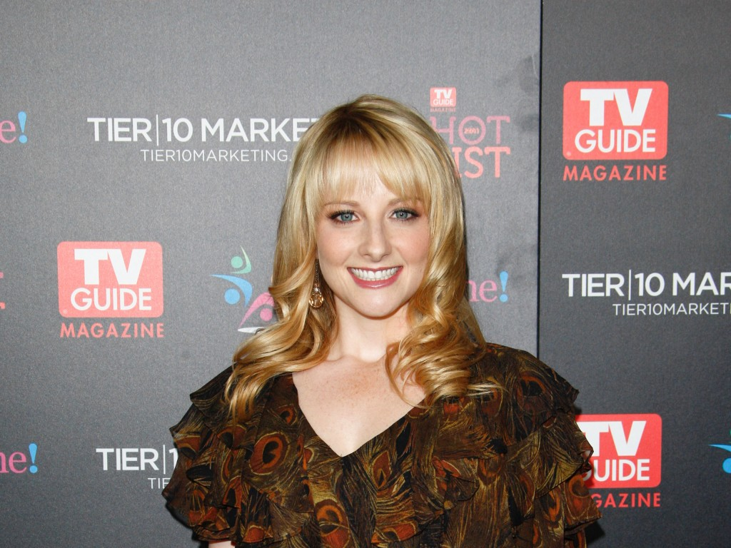 Melissa Rauch wallpapers HD