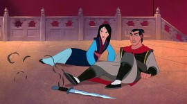Mulan Desktop Wallpaper Free