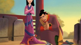 Mulan Wallpaper Download