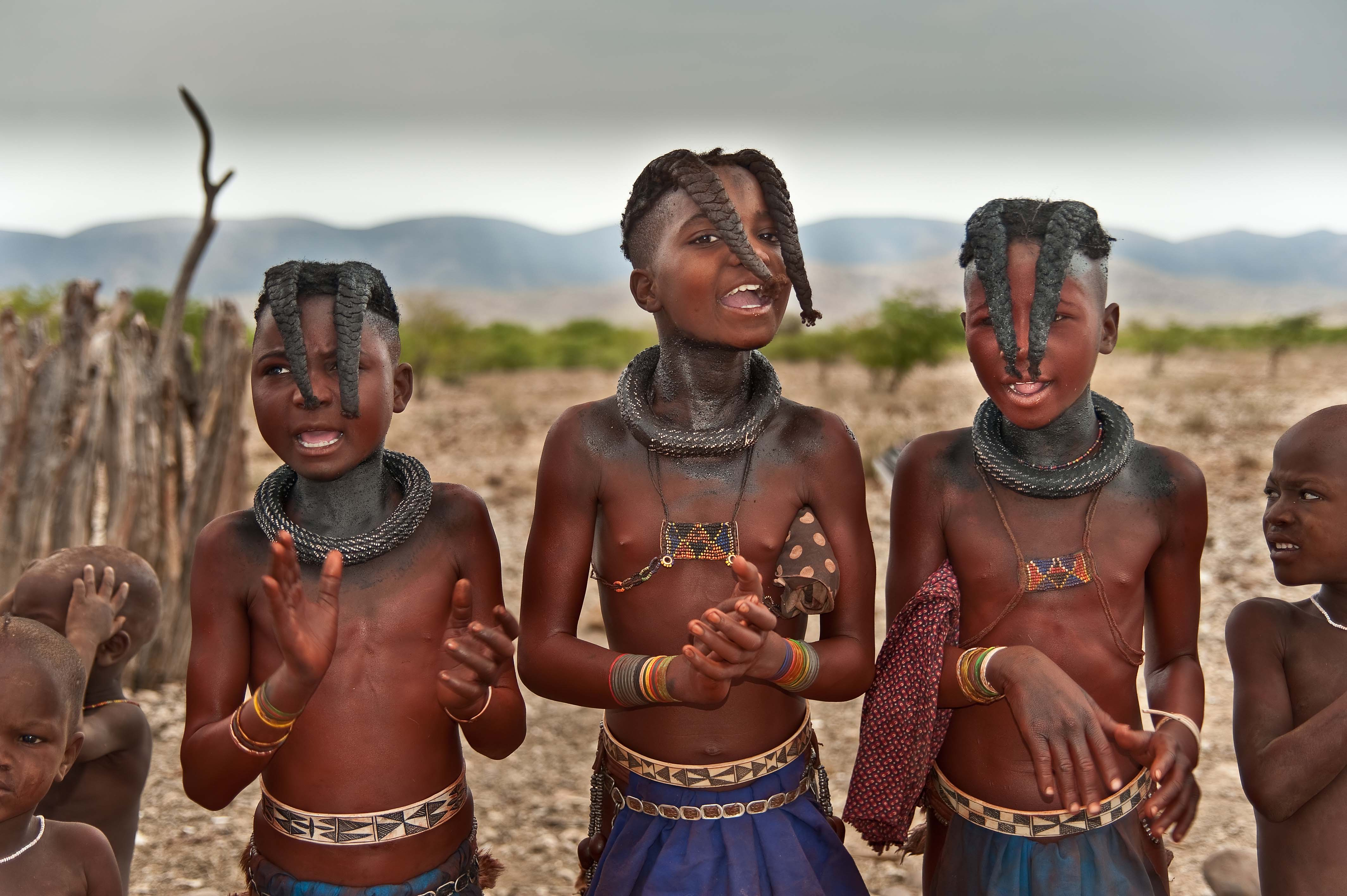 Pygmy women nude sexual movie