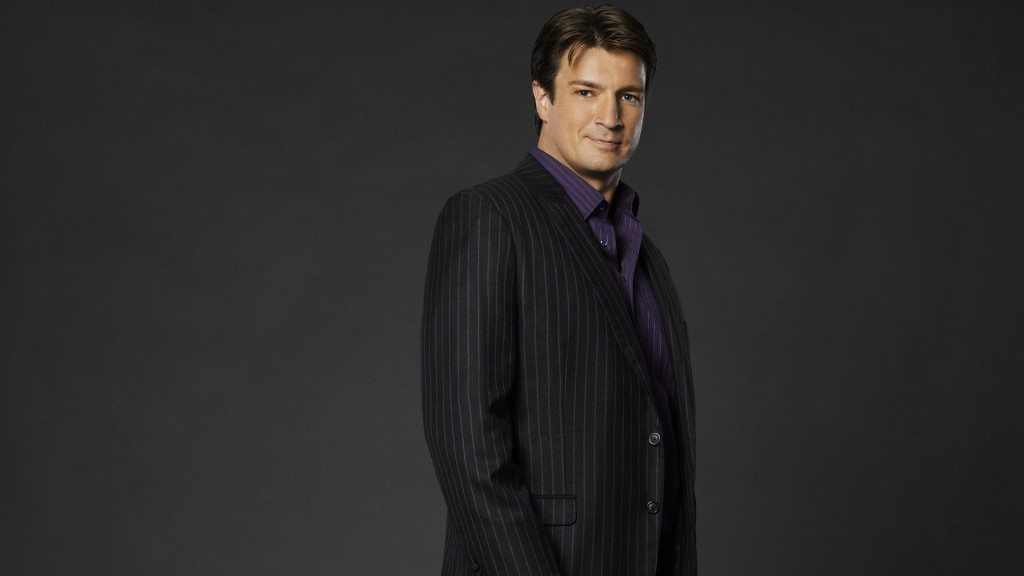 Nathan Fillion wallpapers HD