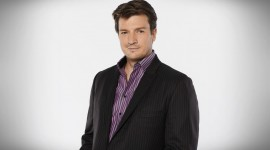 Nathan Fillion Wallpaper For Desktop