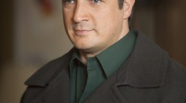 Nathan Fillion Wallpaper For IPhone Free